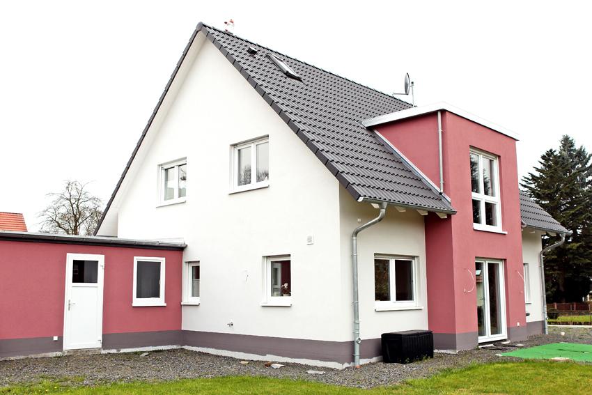 Konzept haus gmbh einfamilienhaus for Einfamilienhaus mit flachdach